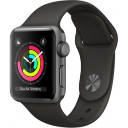 Apple  Watch Series 3 - Space Gray (MR352)