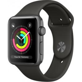 Apple Watch Series 3  Space Gray  (MR362)