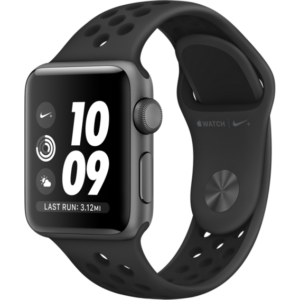 Apple Watch Nike+ Series 3 - Space Gray  (MQKY2)