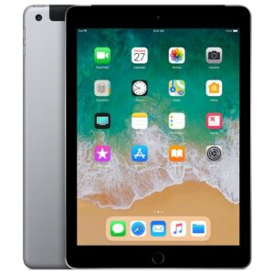 Планшет Apple iPad 2018 128GB Wi-Fi + Cellular Space Gray (MR7C2,MR752)