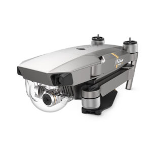 Квадрокоптер DJI Mavic Pro Platinum (CP.PT.00000075.01)