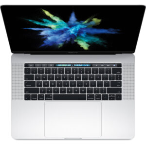 "MacBook Pro 15"" Retina MPTX2  Silver 2017 (i7 3.1GHz/ 1TB SSD/ 16GB/Radeon Pro 560 with 4 GB with TouchBar)"