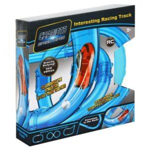 Chariots Speed Pipes Трубопроводный автотрек Tube Race 37 деталей