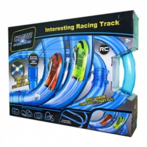 Chariots Speed Pipes Трубопроводный автотрек Tube Race 52 деталей