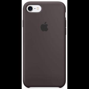 Чехол силикон iPhone 7 /8 cocoa