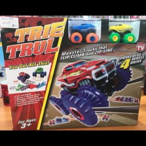 Игровой набор Trix Trux Max с 2 машинками NO.BB-902