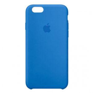 Чехол силикон iPhone 6 Plus tahoe blue
