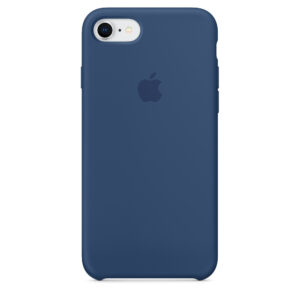 Чехол силикон iPhone 7 /8 blue cobalt