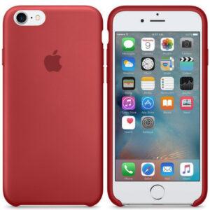 Чехол силикон iPhone 7 /8 camellia
