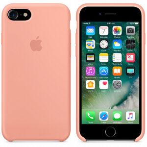 Чехол силикон iPhone 7 /8 flamingo