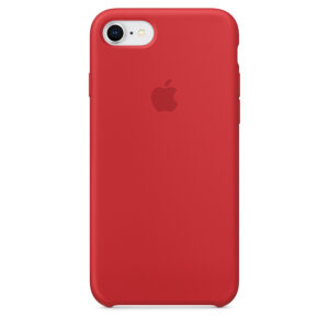 Чехол силикон iPhone 7 /8 red