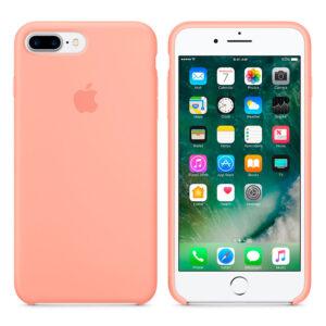 Чехол силикон iPhone 7 Plus /8 Plus flash