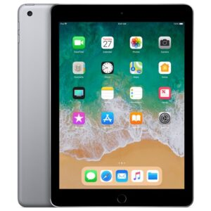 Планшет Apple iPad 2018 128GB Wi-Fi Space Gray (MR7J2)