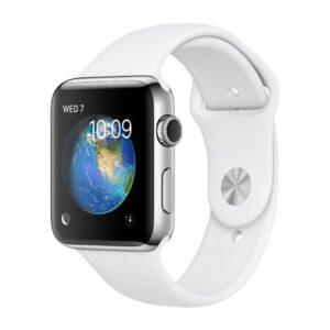 Apple Watch Series 2 42mm Silver (MNPJ2)