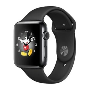 Apple Watch Series 2 42mm Space Black (MP4A2)