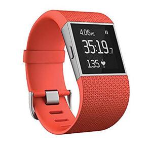 Смарт-часы Fitbit Surge Red L