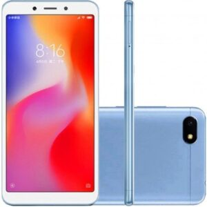 Xiaomi Redmi 6 3/32GB (Blue) Global