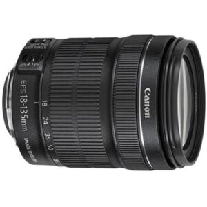 CANON EF-S 18-135mm f/3.5-5.6 IS STM (REFURBISHED)