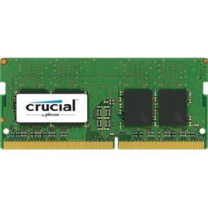 Память Crucial 16 GB SO-DIMM DDR4 2400 MHz (CT16G4SFD824A)
