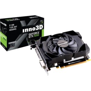Видеокарта Inno3D GeForce GTX 1050 (N10502-1SDV-E5CM)