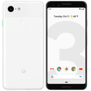 Смартфон Google Pixel 3 4/64GB Clearly White