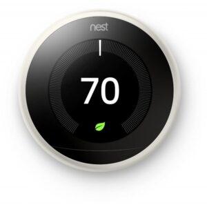 Терморегулятор Nest Learning Thermostat White (T3017US)