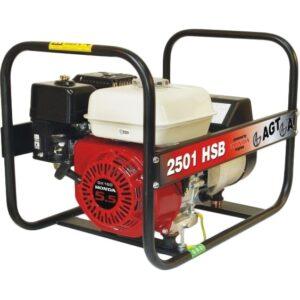 Бензиновый генератор AGT 2501 HSB SE