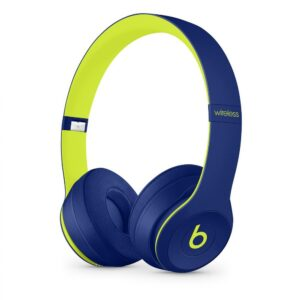 Наушники с микрофоном Beats by Dr. Dre Solo3 Wireless On-Ear Headphones Pop Indigo (MRRF2)