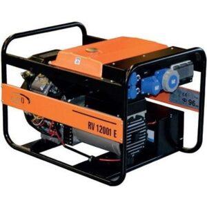 Бензиновый генератор RID RV 12001 E