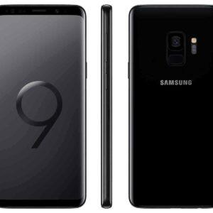 SAMSUNG GALAXY S9 256GB MIDNIGHT BLACK (SM-G960U1) (EN)