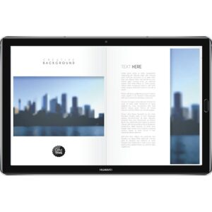 Планшет HUAWEI MediaPad M5 10 4/64GB Wi-Fi Space Grey