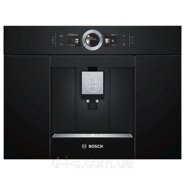 Кофемашина автоматическая Bosch CTL636EB1