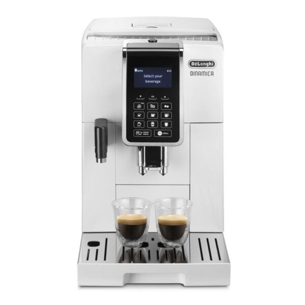 Кофемашина автоматическая Delonghi Dinamica ECAM 353.75.W