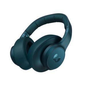 Наушники с микрофоном Fresh N Rebel Clam ANC Wireless Headphone Over-Ear Petrol Blue (3HP400PB)