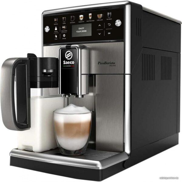 Кофемашина автоматическая Saeco PicoBaristo Deluxe (SM5573/10)