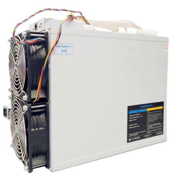 Innosilicon A10 ETHMaster (485Mh)