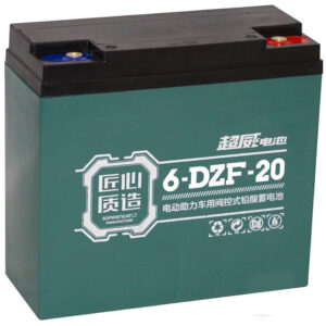 Свинцово-кислотный аккумулятор Chilwee 6 DZM 20