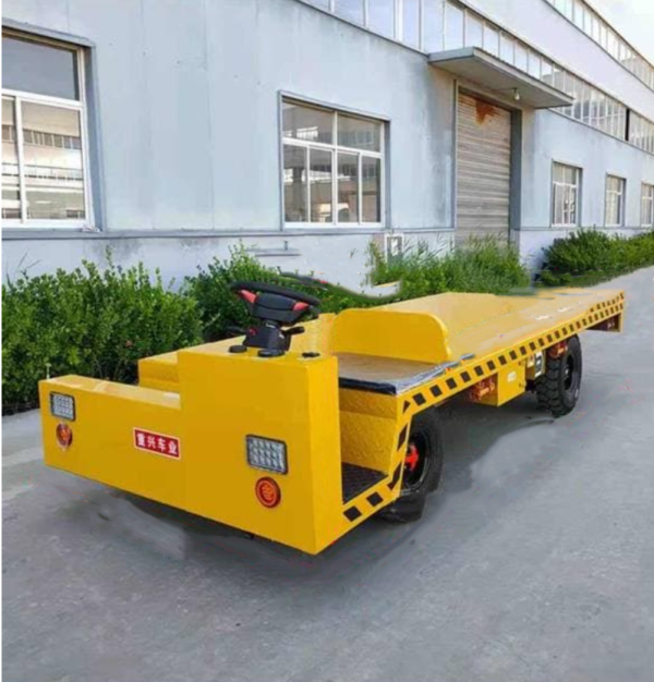 Самоходный электротягач AntDrive T4 Yellow